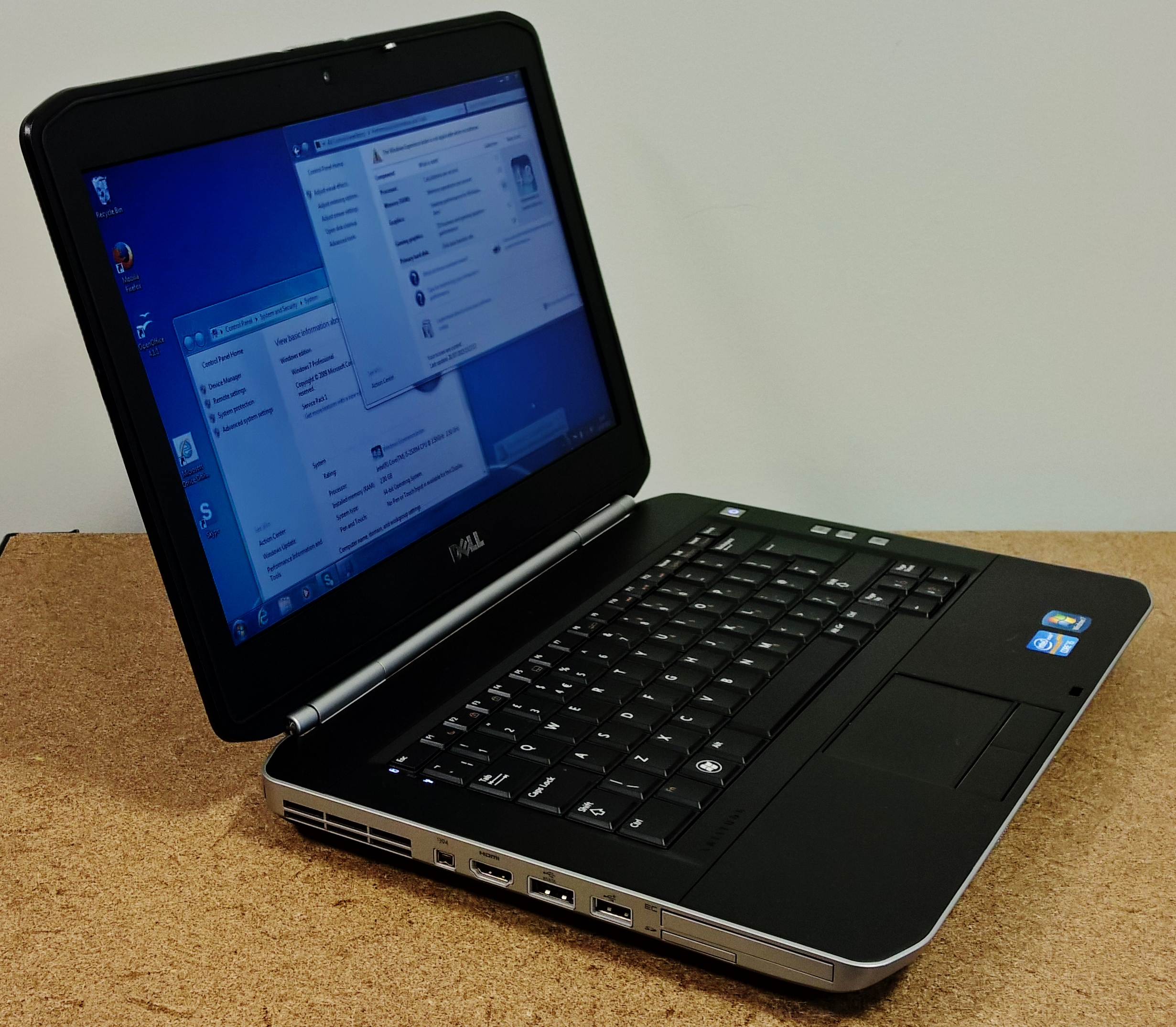 Dell e5420 Right