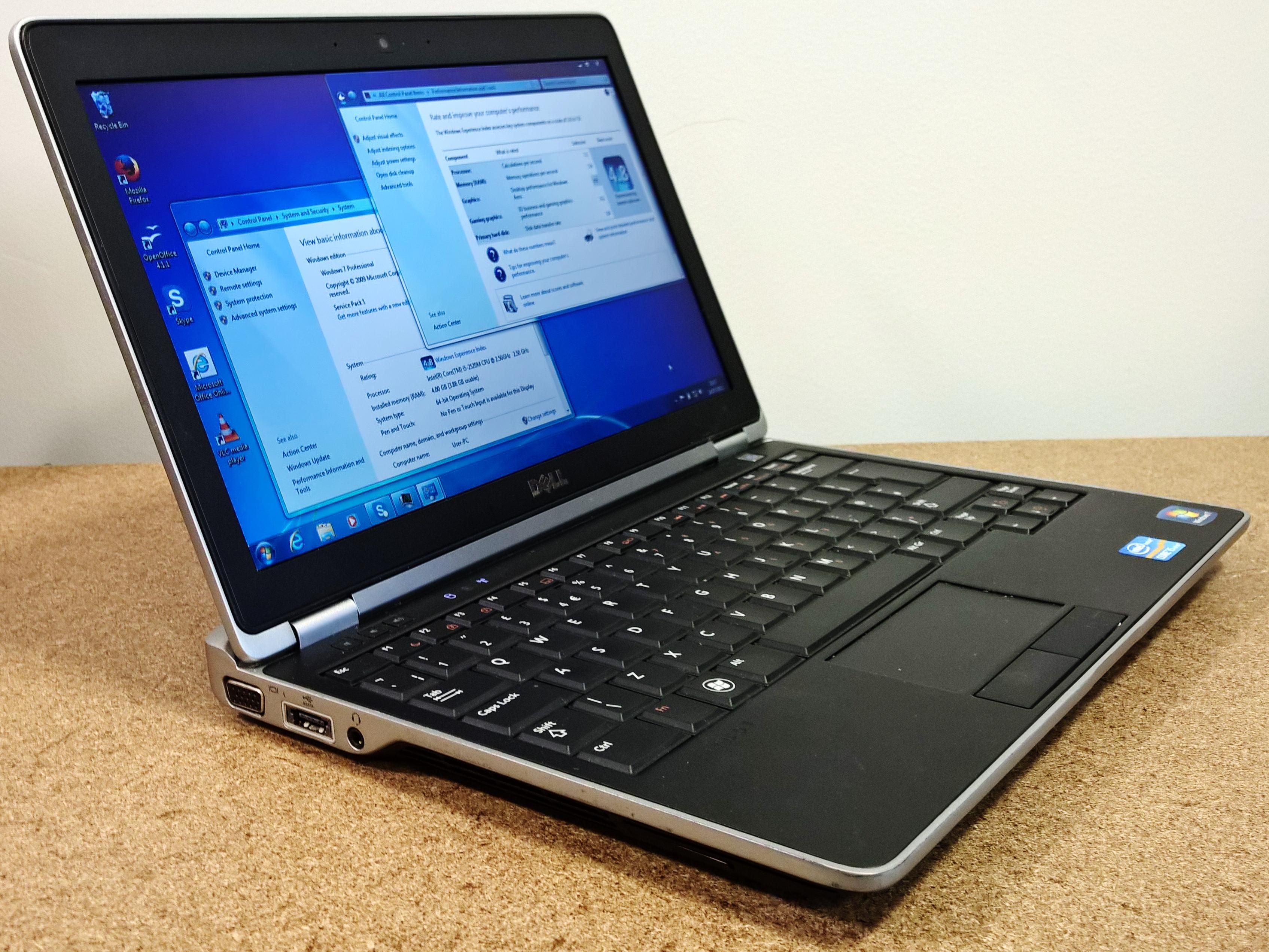 Dell e6220 Core i5